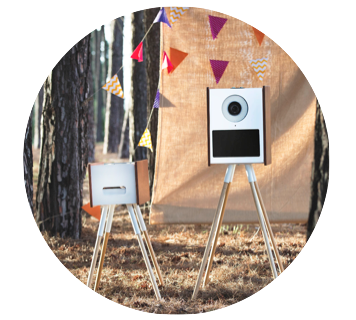 Wedding Retro Photo Booth