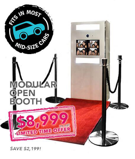 Great Selection Of High Quality Photobooths For Sale