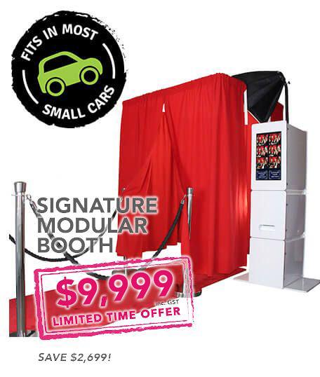 Modular-Signature-Booth